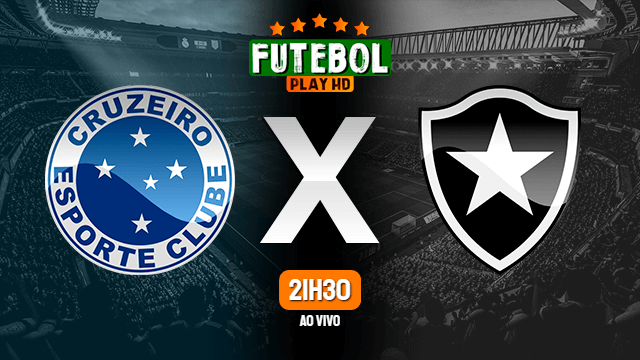 Assistir Cruzeiro x Botafogo ao vivo 12/10/2021 HD online