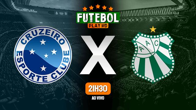 Assistir Cruzeiro x Caldense ao vivo online 03/03/2021 HD