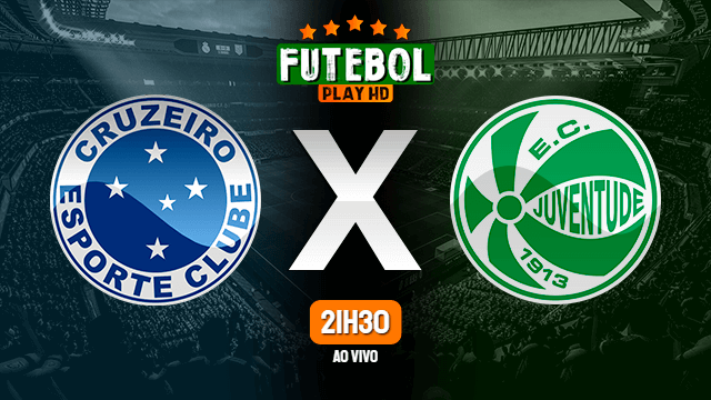 Assistir Cruzeiro x Juventude ao vivo HD 16/10/2020 Grátis