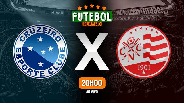 Assistir Cruzeiro x Náutico ao vivo online 24/01/2021 HD