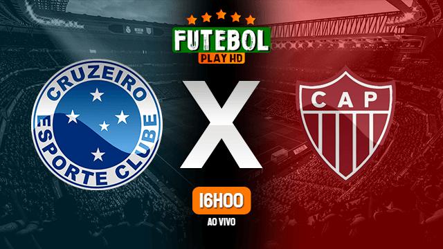 Assistir Cruzeiro x Patrocinense ao vivo 25/04/2021 HD online