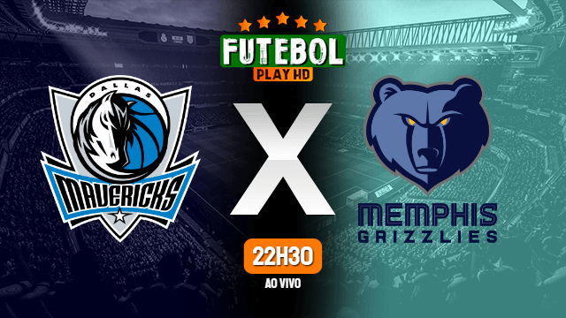 Assistir Dallas Mavericks x Memphis Grizzlies ao vivo 14/04/2021 HD online