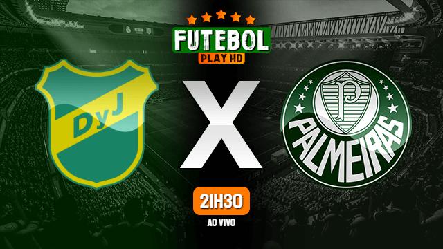 Assistir Defensa y Justicia x Palmeiras ao vivo 07/04/2021 HD online
