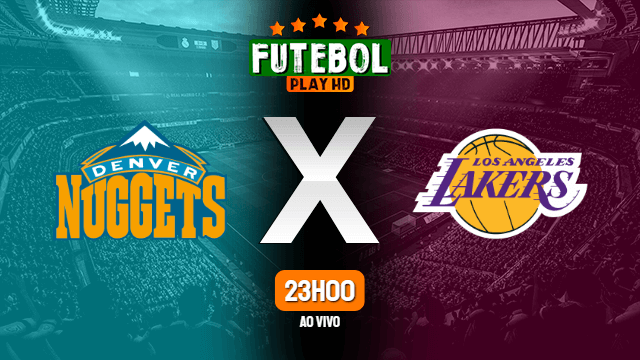 Assistir Denver Nuggets x Los Angeles Lakers ao vivo 22/09/2020 HD