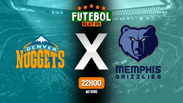 Assistir Denver Nuggets x Memphis Grizzlies ao vivo 12/03/2021 HD online