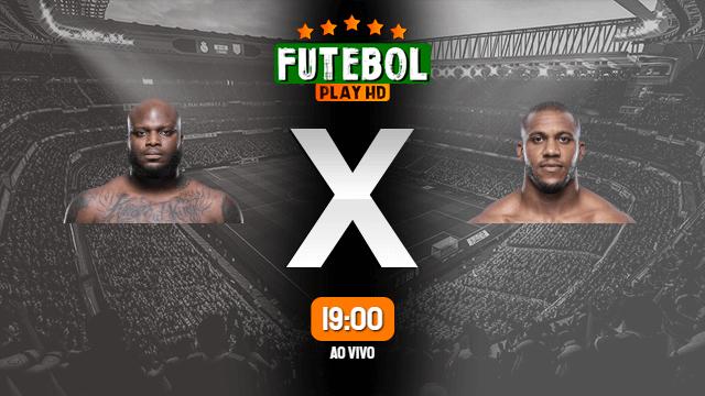 Assistir UFC 265 Derrick Lewis x Ciryl Gane ao vivo Grátis HD 07/08/2021
