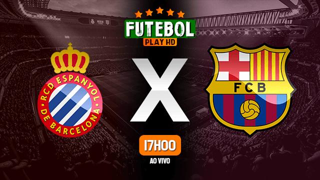 Assistir Espanyol x Barcelona ao vivo HD 08/07/2020