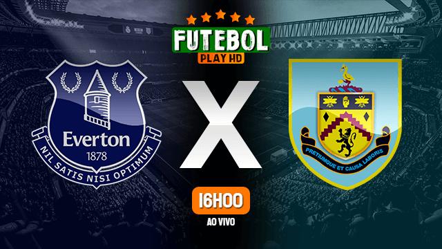 Assistir Everton x Burnley ao vivo online 13/09/2021 HD