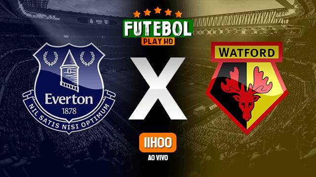 Assistir Everton x Watford ao vivo HD 23/10/2021 Grátis