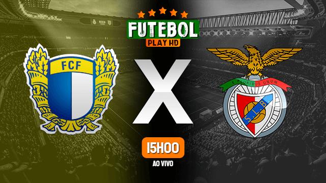 Assistir Famalicão x Benfica ao vivo Grátis HD 18/09/2020