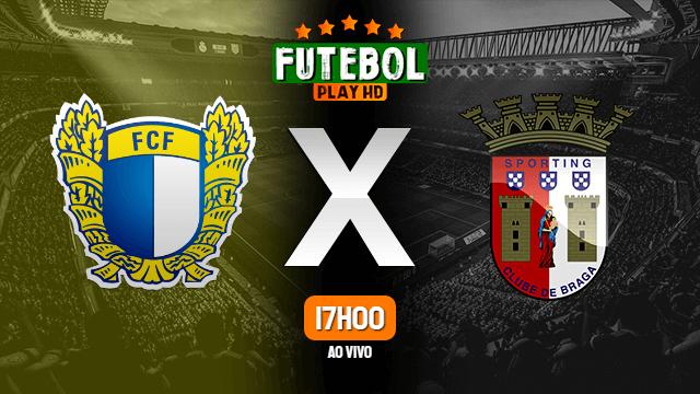 Assistir Famalicão x Braga ao vivo online HD 19/06/2020