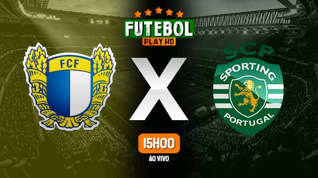 Assistir Famalicão x Sporting ao vivo online 03/03/2020