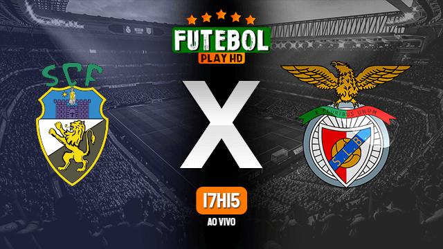 Assistir Farense x Benfica ao vivo 21/02/2021 HD online