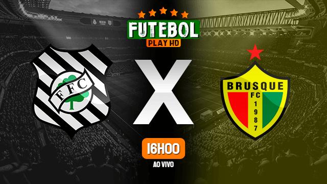 Assistir Figueirense x Brusque ao vivo online 15/03/2020
