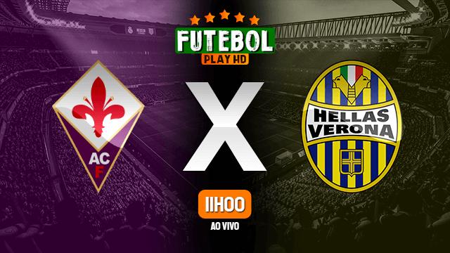 Assistir Fiorentina x Hellas Verona ao vivo HD 12/07/2020