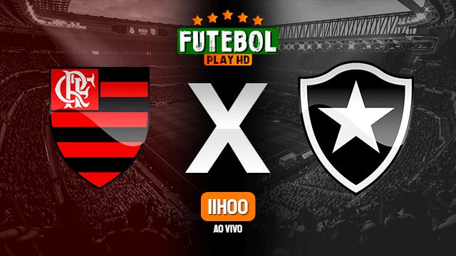 Assistir Flamengo x Botafogo ao vivo 19/07/2021 HD