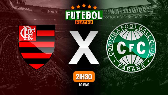 Assistir Flamengo x Coritiba ao vivo HD 16/06/2021 Grátis