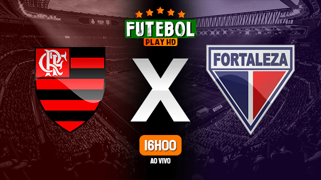 Assistir Flamengo x Fortaleza ao vivo Grátis HD 23/06/2021