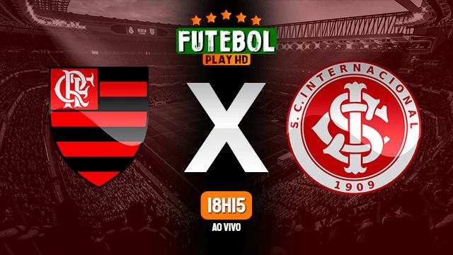 Assistir Flamengo x Internacional ao vivo 21/02/2021 HD online