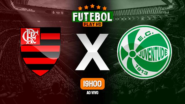 Assistir Flamengo x Juventude ao vivo 13/10/2021 HD online