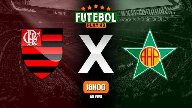 Assistir Flamengo x Portuguesa-RJ ao vivo HD 14/03/2020