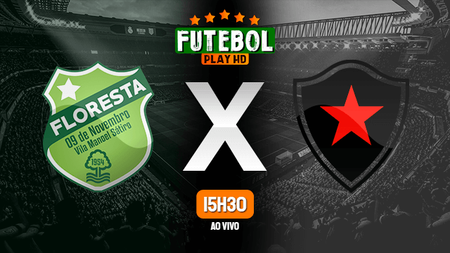 Assistir Floresta x Botafogo-PB ao vivo online 19/06/2021 HD