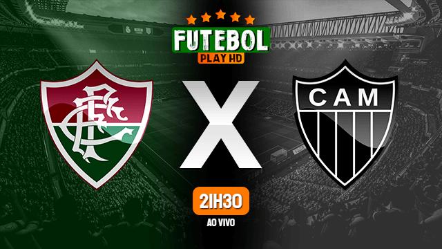 Assistir Fluminense x Atlético-MG ao vivo 10/02/2021 HD