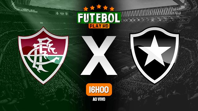 Assistir Fluminense x Botafogo ao vivo online 24/01/2021 HD