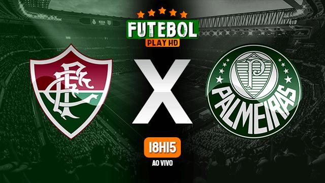 Assistir Fluminense x Palmeiras ao vivo Grátis HD 12/08/2020