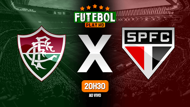 Assistir Fluminense x São Paulo ao vivo 29/01/2021 HD online
