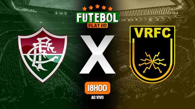 Assistir Fluminense x Volta Redonda ao vivo Grátis HD 28/06/2020