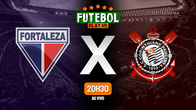 Assistir Fortaleza x Corinthians ao vivo 02/12/2020 HD online