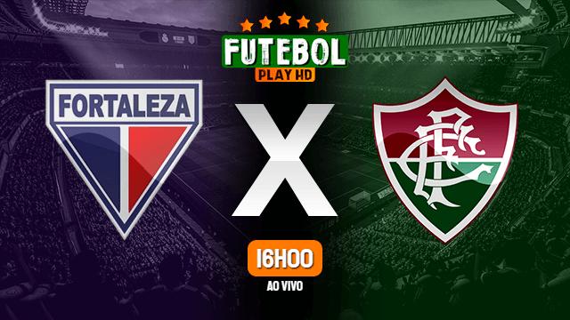 Assistir Fortaleza x Fluminense ao vivo Grátis HD 20/06/2021