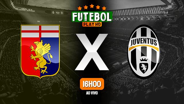 Assistir Genoa x Juventus ao vivo HD 30/06/2020