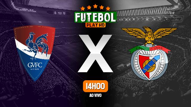 Assistir Gil Vicente x Benfica ao vivo HD 24/02/2020