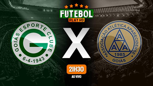 Assistir Goiás x Aparecidense ao vivo 14/04/2021 HD