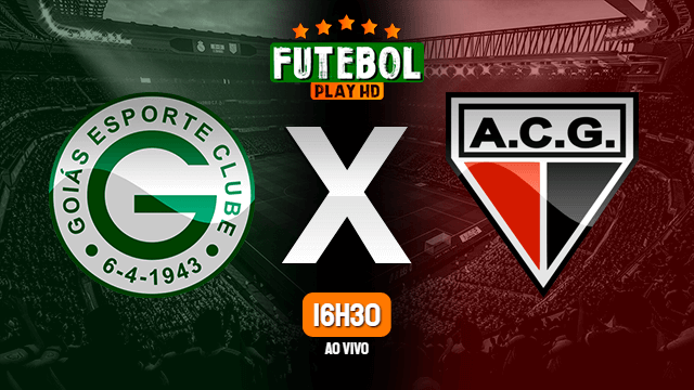 Assistir Goiás x Atlético-GO ao vivo 25/04/2021 HD