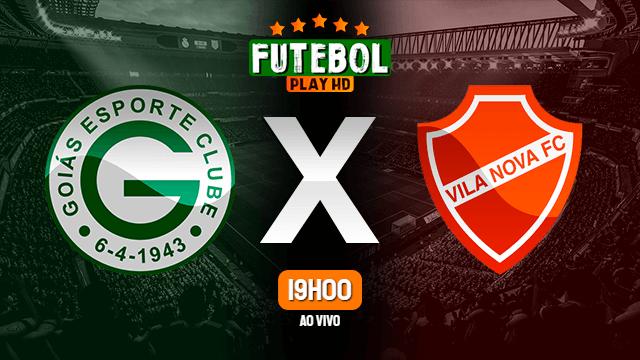 Assistir Goiás x Vila Nova ao vivo HD 07/03/2021 Grátis