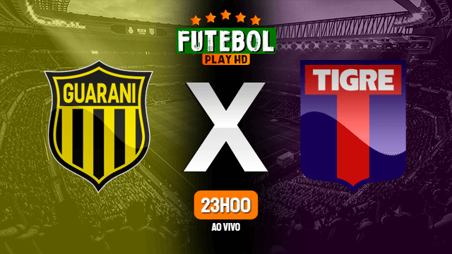 Assistir Guarani-PAR x Tigre ao vivo 17/09/2020 HD
