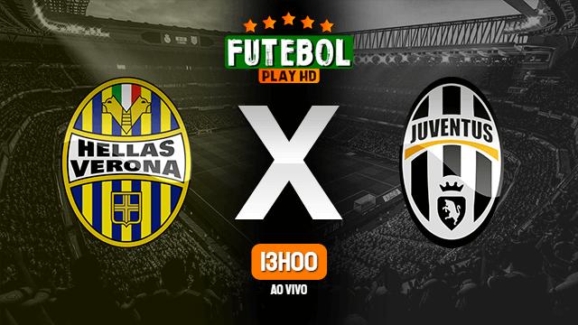 Assistir Hellas Verona x Juventus ao vivo 27/02/2021 HD