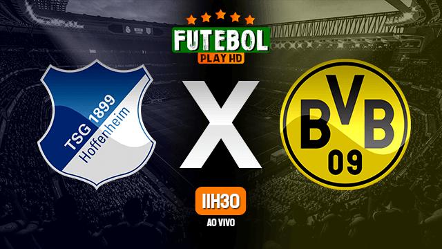Assistir Hoffenheim x Borussia Dortmund ao vivo 17/10/2020 HD online