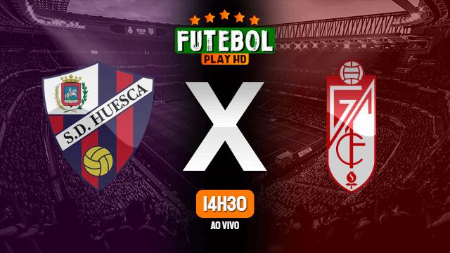 Assistir Huesca x Granada ao vivo HD 21/02/2021 Grátis