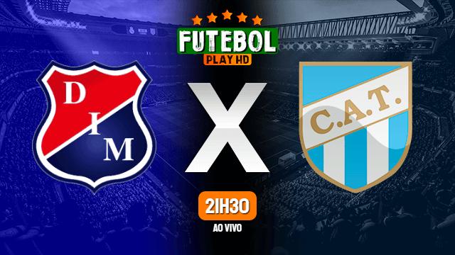 Assistir Independiente Medellin x Atlético Tucumán ao vivo online 18/02/2020