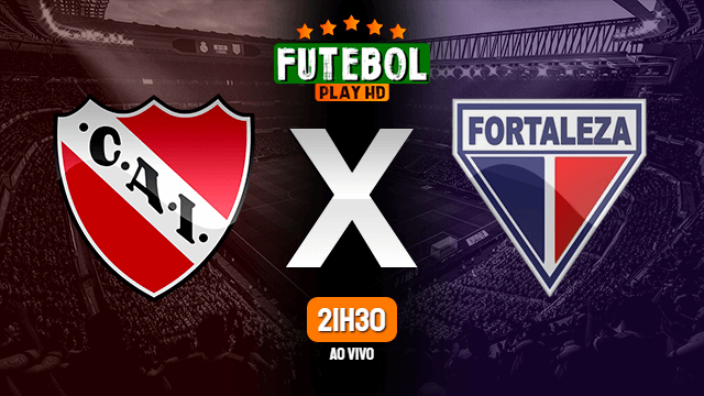 Assistir Independiente x Fortaleza ao vivo online HD 13/02/2020