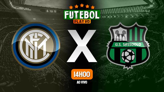 Assistir Inter de Milão x Sassuolo ao vivo HD 07/04/2021 Grátis