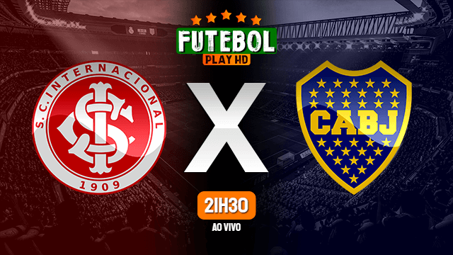 Assistir Internacional x Boca Juniors ao vivo 02/12/2020 HD
