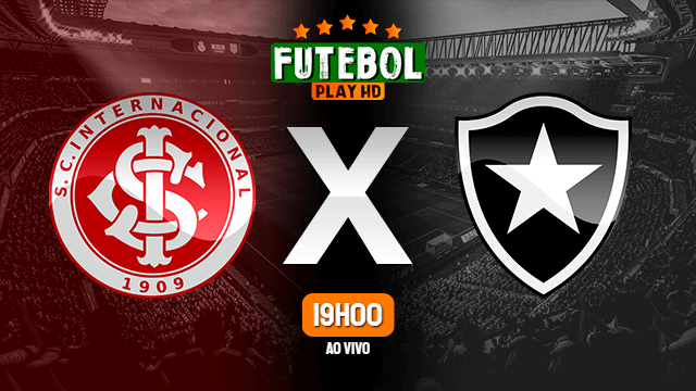 Assistir Internacional x Botafogo ao vivo online 12/12/2020 HD
