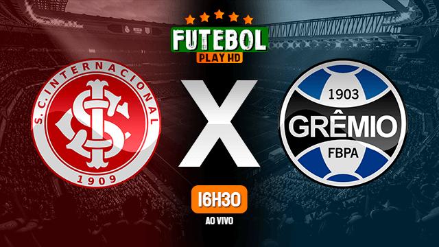 Assistir Internacional x Grêmio ao vivo Grátis HD 20/06/2021