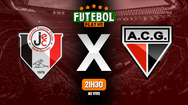 Assistir Joinville x Atlético-GO ao vivo online 15/04/2021 HD