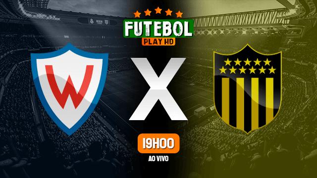 Assistir Jorge Wilstermann x Peñarol ao vivo 24/09/2020 HD